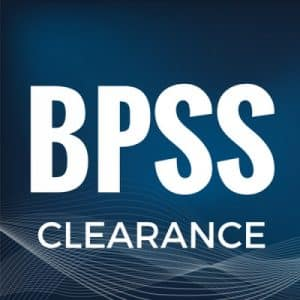 BPSS Clearance